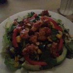 Big Kahuna salad.