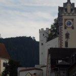 Füssen Altstadt Foto