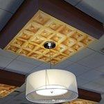 Unique Waffle Light Fixture