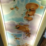 Fanciful Ceiling Light Fixture