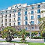 L'hôtel le Royal