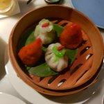 Wagyu Beef Dumplings Vegetable Dumplings