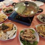 Very good steamboat dinner