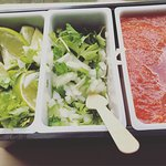 home made salsas