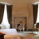 Bedroom of the Watchman's Suite