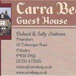 Foto de Carra Beag Guest House