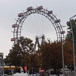 Viennas Riessenrad in the Prater park