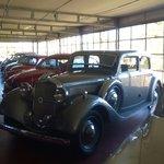 El Museo de autos clásicos y otras maravillas antiguas