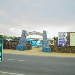 Tirupur Restofun park Main Entrance