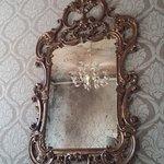 espejo tipo veneciano.