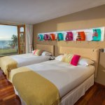 Twin Room with view Lake