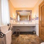 Baño Habitación Villa Virginia