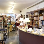 Library/bookshop area