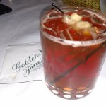 Golden Pines - St Germain - Classic Old Fashioned Wisconsin Supper Club - Brandy Old Fashiioned