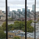 South bank view at the gym