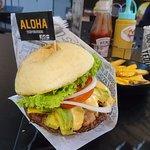 เบอเกอร์ Aloha