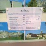 Foto de Novotel Caen Cote de Nacre