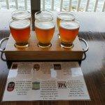 Beer Flight Tasting