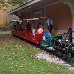 NEAR Storybook Gardens, Springbank Park, London, Ontario.