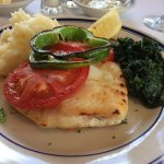 Broiled filet of sole, Jolly Fisherman in Roslyn, NY