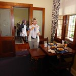 Foto de Ridgeview Lodge