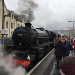 Jacobite Steam Train Foto