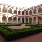 Jardin del claustro