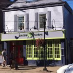 Naked Crepe, Main Street, Wolfville, NS