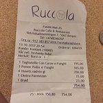 Bilde fra Ruccola Cafe & Restaurant