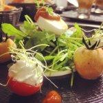 Notre vision de la tomate mozzarella