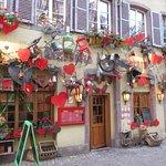 Colmar, Brasserie des Tanneurs, facade