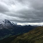 The view towards Grindelwald