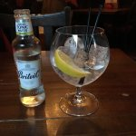 Indian Summer Gin & Tonic