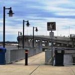 The Fishing Pier along the Ninth Street Bridge