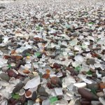 Luminous Frosted Glass Pebbles