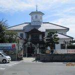 Tourist information center at Hachiman-bori