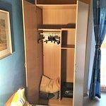 Free-standing wardrobe