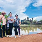 Foto de David Angkor Guide - Private Tours