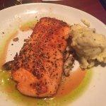 BBQ New Zealand Salmon - YUM!!