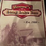 Foto de Boone's Long Lake Inn