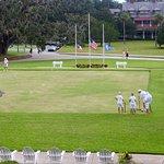 Lawn croquet