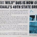 "Info on ""Into the Wild"" film replica bus"