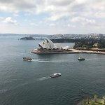 Photo de Pylon Lookout at Sydney Harbour Bridge