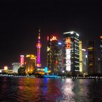 Looking at the Pudong side