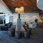 Newly renovated Lakes bar