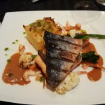 Grilled Char
