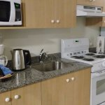 kitchen space-well equipped