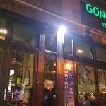 Gong Cafe Presszo Foto