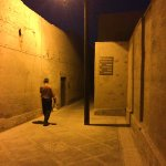 walking late at night