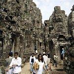 Angkor Watt temples